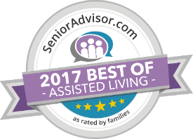 2017 Assisted Living Award